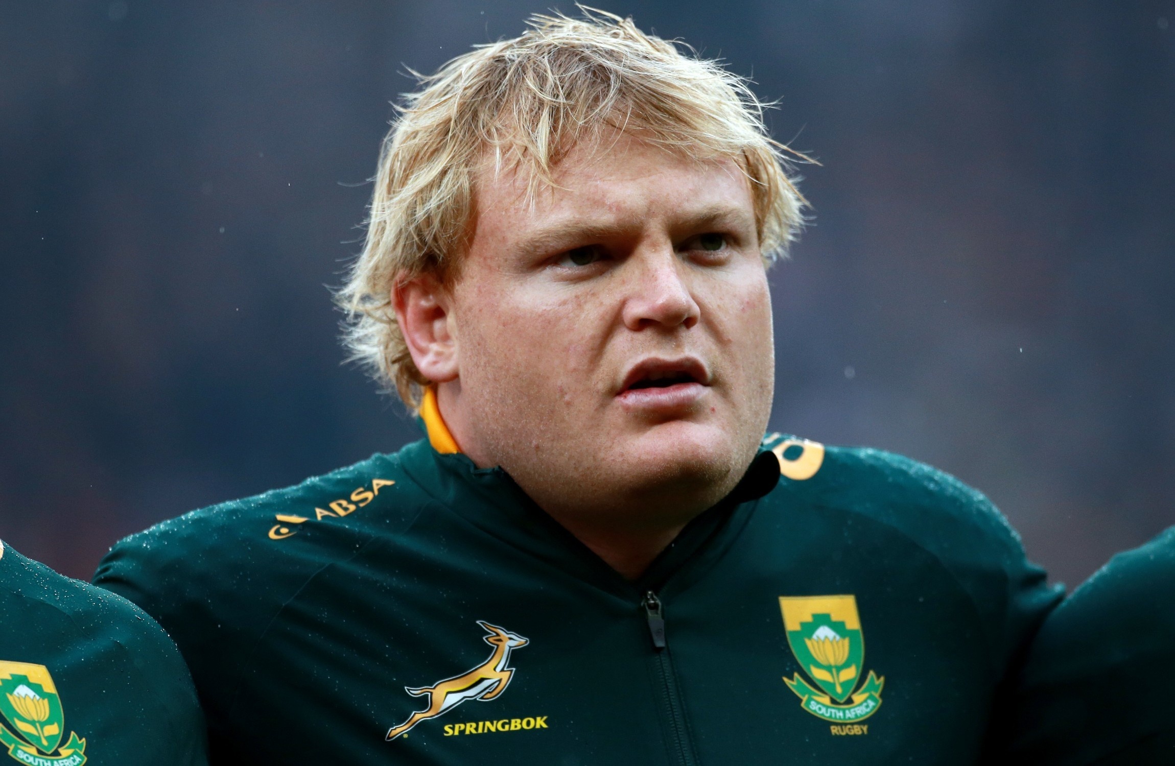 Springbock Hocker Strauss Named Springboks Captain But He Could Be Out Of A Job