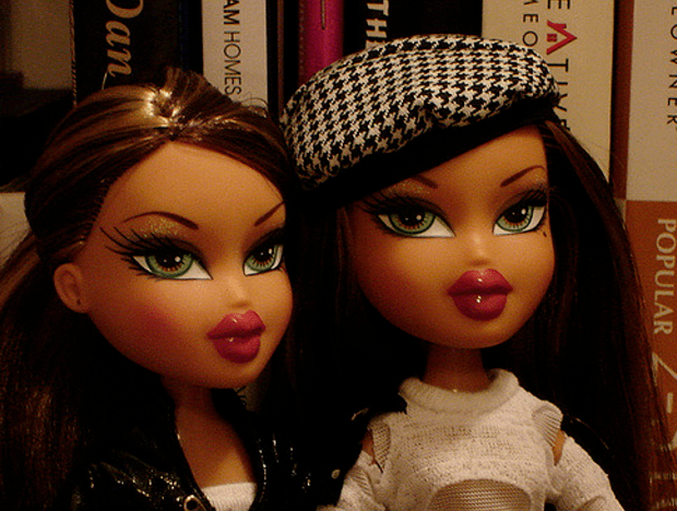 Babies Playing With Toys Here 39;s Why Bratz Dolls Were Far Superior To Barbies · The