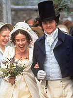 Jennifer Ehle And Colin Firth