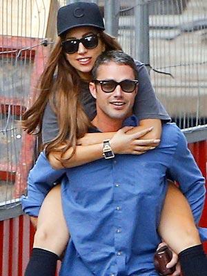 Lady Gaga Calls Boyfriend Taylor Kinney a 'Hidden Weirdo'