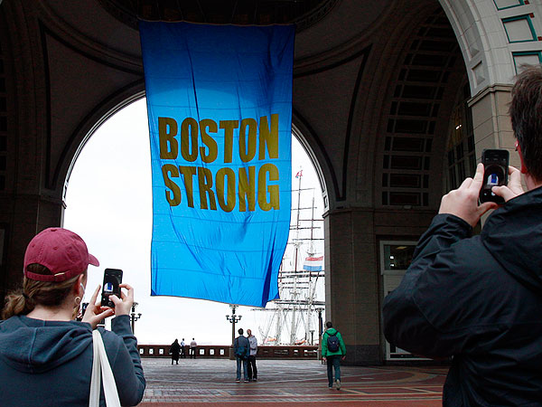 Boston Strong Spirit Reflected on Social Media One Year After Bombing