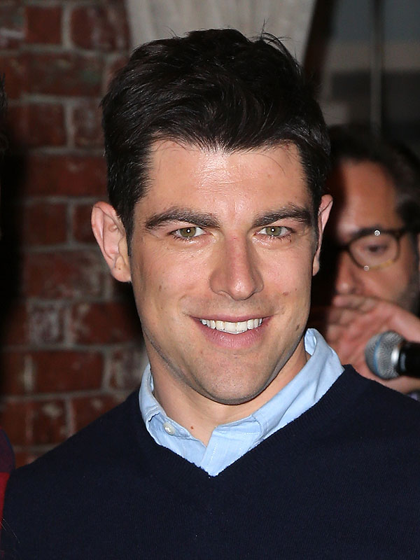 Baby Girl Blog Max Greenfield On Being A Dad Of Two 'it's The Best Thing