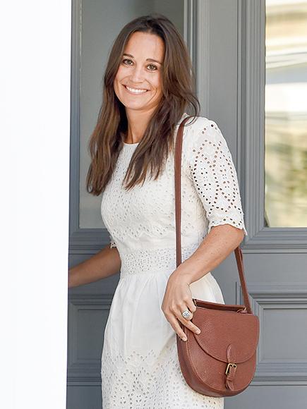 Who Will Design Pippa Middleton's Wedding Dress?| The British Royals, The Royals, Pippa Middleton