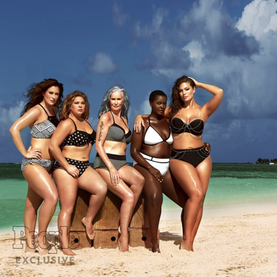 Ashley Graham Campaign Swimsuits for All
