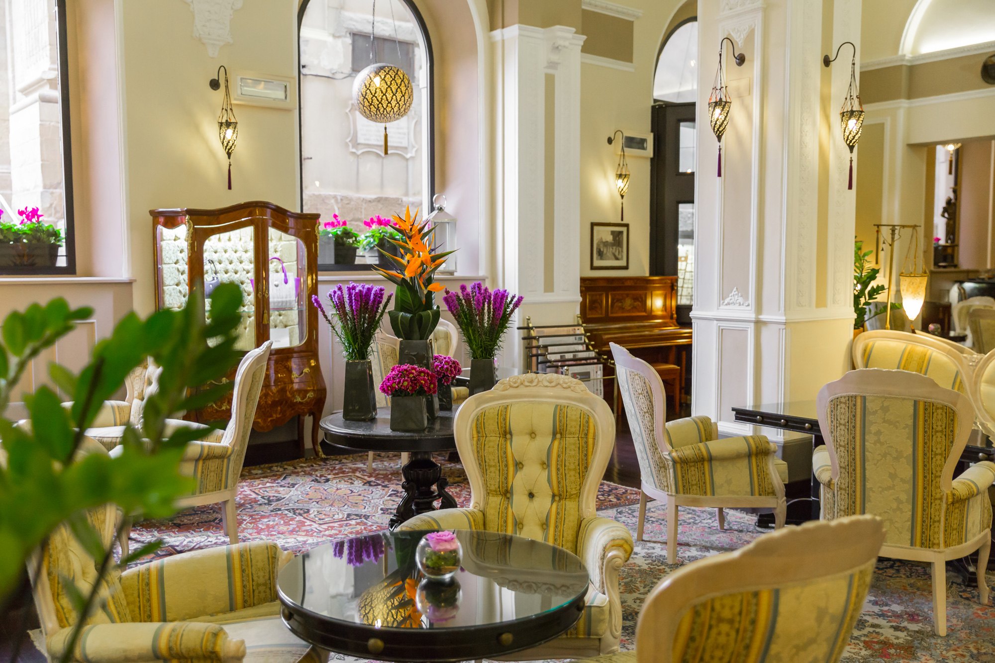 Albergo Bernini Hotel Bernini Palace Luxury Accommodations In Florence City Center