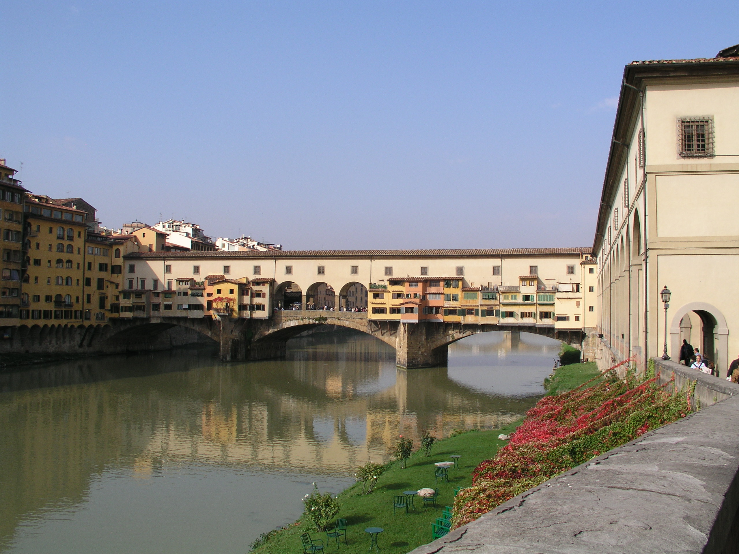 Il Ponte Just Eat Old Bridge Apartment Vacation Rental Near Ponte Vecchio Florence