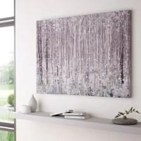 Graham & Brown Watercolour Woods Framed Art & Reviews