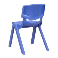 "Flash Furniture 10.5"" Plastic Classroom Chair & Reviews ..."