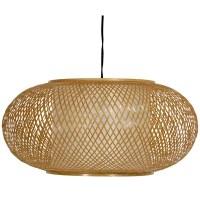 Bamboo Ceiling Fixture   Wayfair
