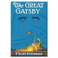 The Great Gatsby Graphic Art on Canvas   Wayfair