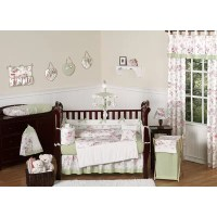 Riley's Roses Crib Bedding Collection | Wayfair