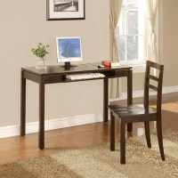InRoom Designs Computer Desk and Chair Set & Reviews | Wayfair