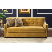 Johannes Premium Damask Sofa | Wayfair
