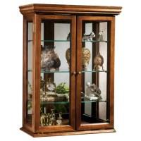 Design Toscano Wall Curio Cabinet & Reviews | Wayfair