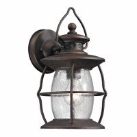 Outdoor Wall Lights - Special Features: Dusk To Dawn | Wayfair