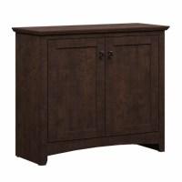 Bush Buena Vista 2 Door Low Storage Cabinet & Reviews ...