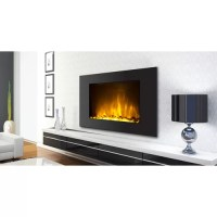 Frigidaire Oslo Wall Mounted Electric Fireplace & Reviews ...