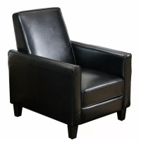 NFusion Rodgers Leather Recliner Club Chair $167+FS@Wayfair