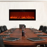 Touchstone Sideline Electric Fireplace & Reviews   Wayfair