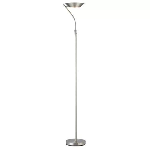 Lumisource Triflex Led Floor Lamp In Nickel Reviews