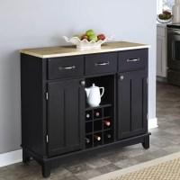 Sideboard Buffet Server Dining Room Cabinet Wine Rack ...