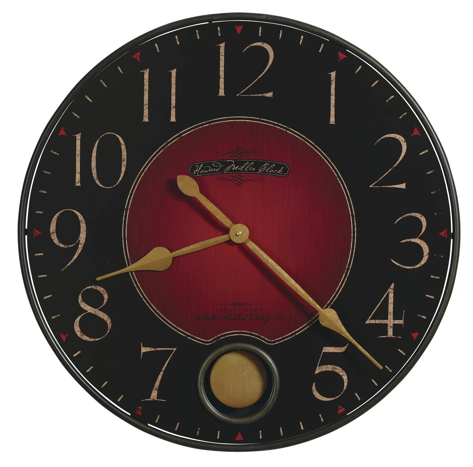 Huge Wall Clocks Large Wall Clocks Oversized Up To 60 Inches