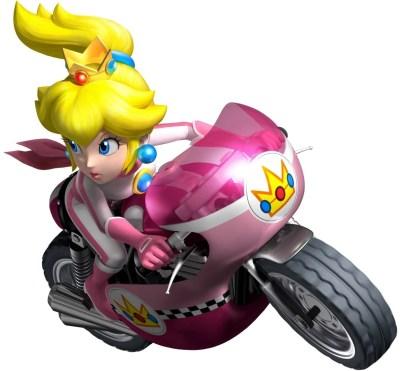 Princess Peach - The Mario Kart Racing Wiki - Mario Kart, Mario Kart DS, Mario Kart 64, and more