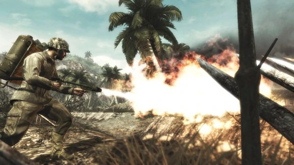 Live Fall Wallpaper For Pc M2 Flamethrower The Call Of Duty Wiki Black Ops Ii