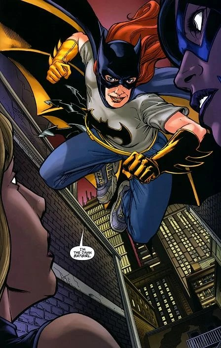 The Joker Animated Wallpaper Charlotte Gage Radcliffe New Earth Dc Comics Database