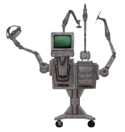 Auto Doc The Fallout Wiki Fallout New Vegas And More