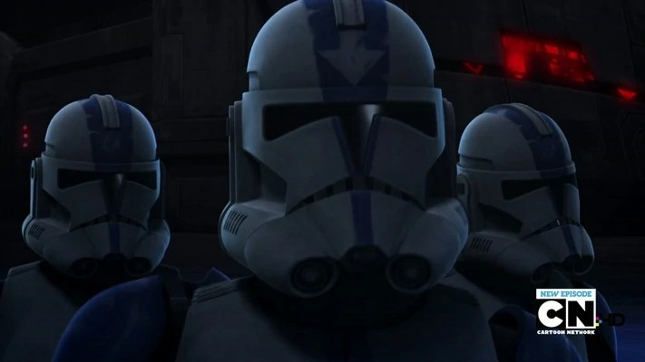 Sergeant Appo of the 501st Legion