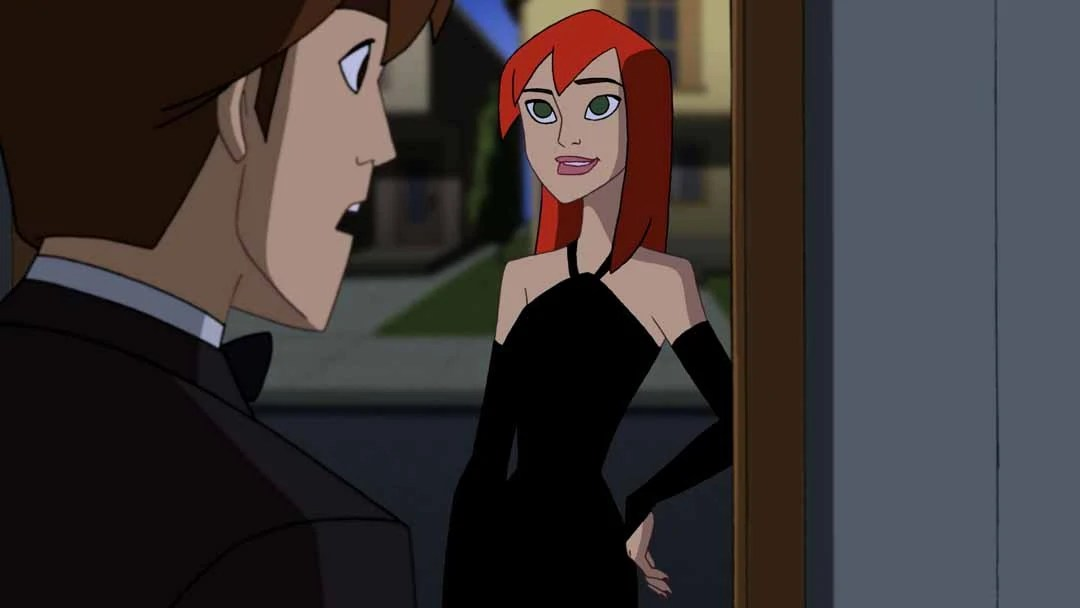 Fall Verse Wallpaper Mary Jane Watson The Spectacular Spider Man Marvel