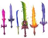 Terraria Swords