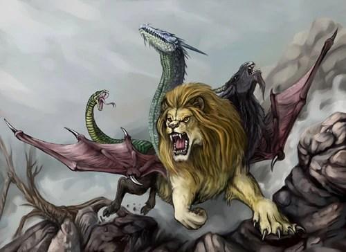 I Mostri Nella Mitologia