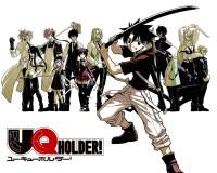 UQ Holder! (Series) - UQ Holder Wiki