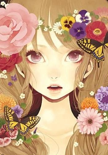 Kitsune Anime Girl Wallpaper Hanatan Utaite Wiki Wikia