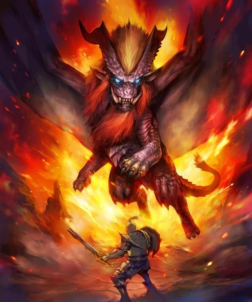 Cool Girl Saiyan Wallpaper Teostra Monster Hunter Wiki Wikia