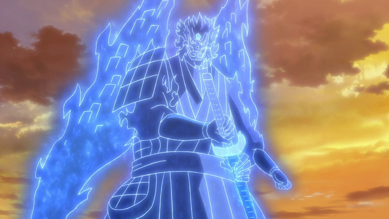 Naruto Nine Tails Wallpaper Hd Ryun S Completed Susanoo Png