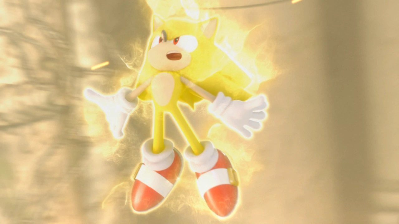 Soni Name 3d Wallpaper Super Transformation Sonic News Network The Sonic Wiki