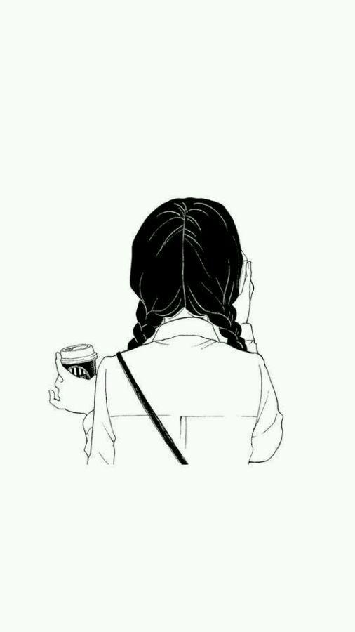 Girl Wallpaper Iphone 原宿风 手机壁纸 动漫卡通 我要个性网