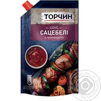 Torchin Satsebeli sauce 200g → Canned food and seasonings → Sauce