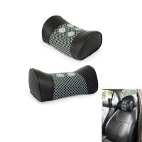 New Jade Neck Pillow For Car Seat Neck Head Rest Memory ...