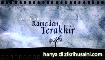 ramadhan terakhir aku, sajak ramadhan terakhir, apakah ini ramadhan terakhir aku, sajak ramadhan kreatif