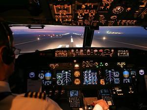 Commercial Pilot Wallpaper Hd Aircraft Images Aircraft Cockpit