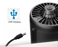 LOSKII LM707 USB POWERED SMART LED UV MOSQUITO KILLER TRAP ...