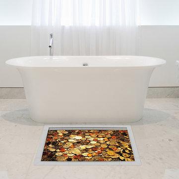 Chestha Dekor Boden Badezimmer - 3d badezimmerboden