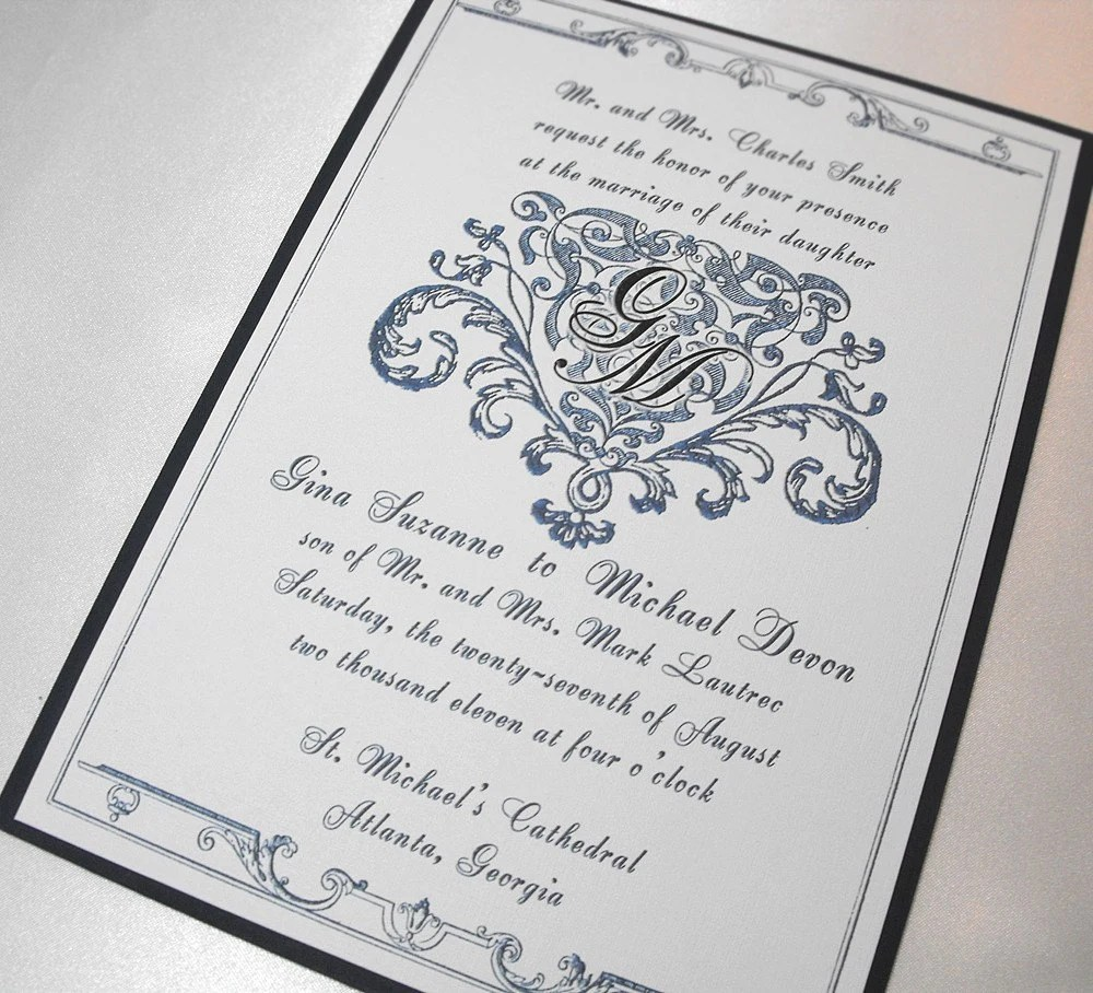royal wedding invitation Prince William and Kate Middleton Royal Wedding Invitations Vinyls Colors and Kate middleton