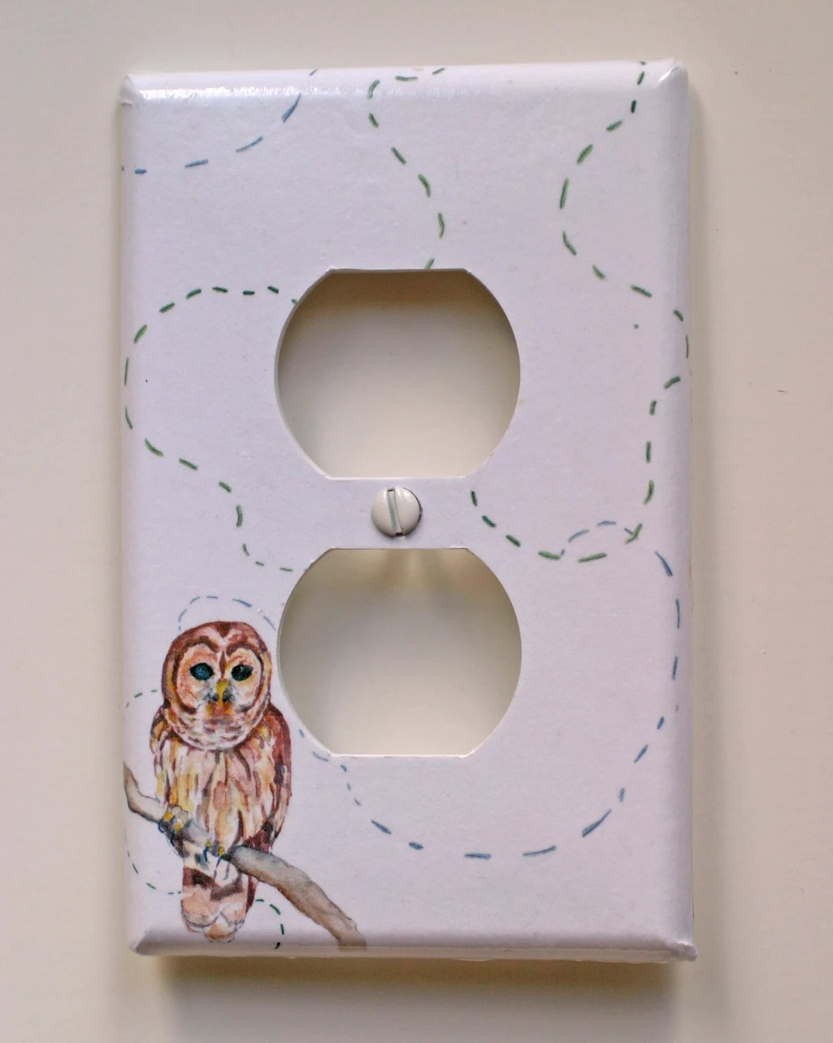 Owl Room Decor Owl Baby Room Decorations Photograph Outlet Cover Grea