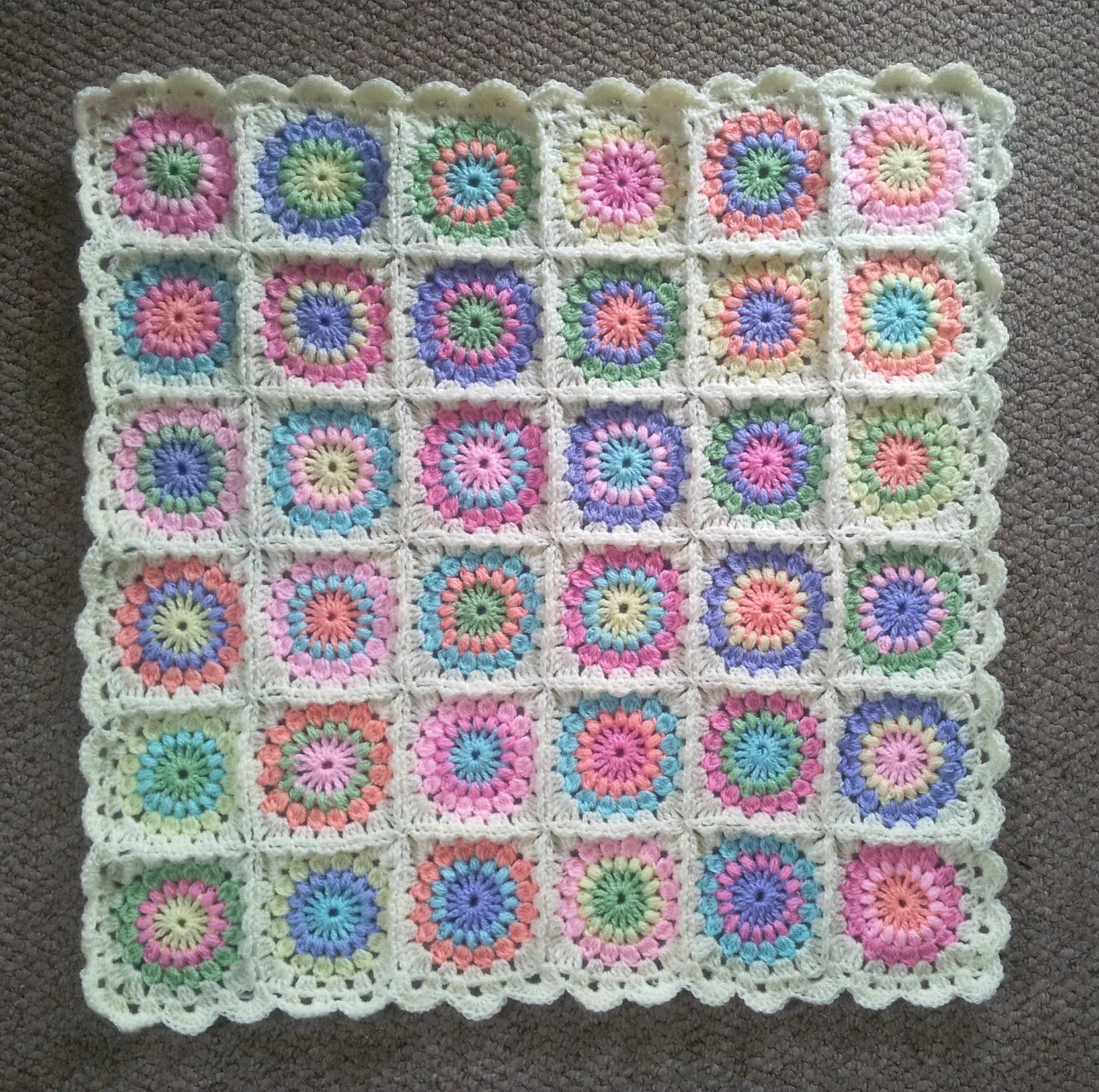 Crocheted Baby Blankets Crochet Baby Blanket Patterns Free