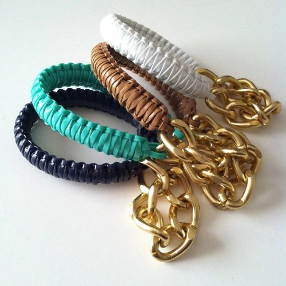Wrist Soirée: Mini Jada Bracelet (gold)